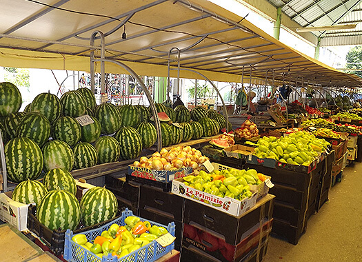 Зеленчуков /бабин/ пазар