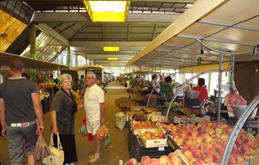 Зеленчуков пазар - с нов облик през новата 2018 г.!