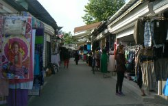 Най-голямото стоково тържище на Балканския полуостов е пазара в Димитровград.