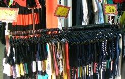 Старт на намаленията - цени от 2,3 и 5 лв.за дамско и детско облекло!
